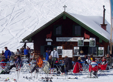 Winterurlaub in Lenggries